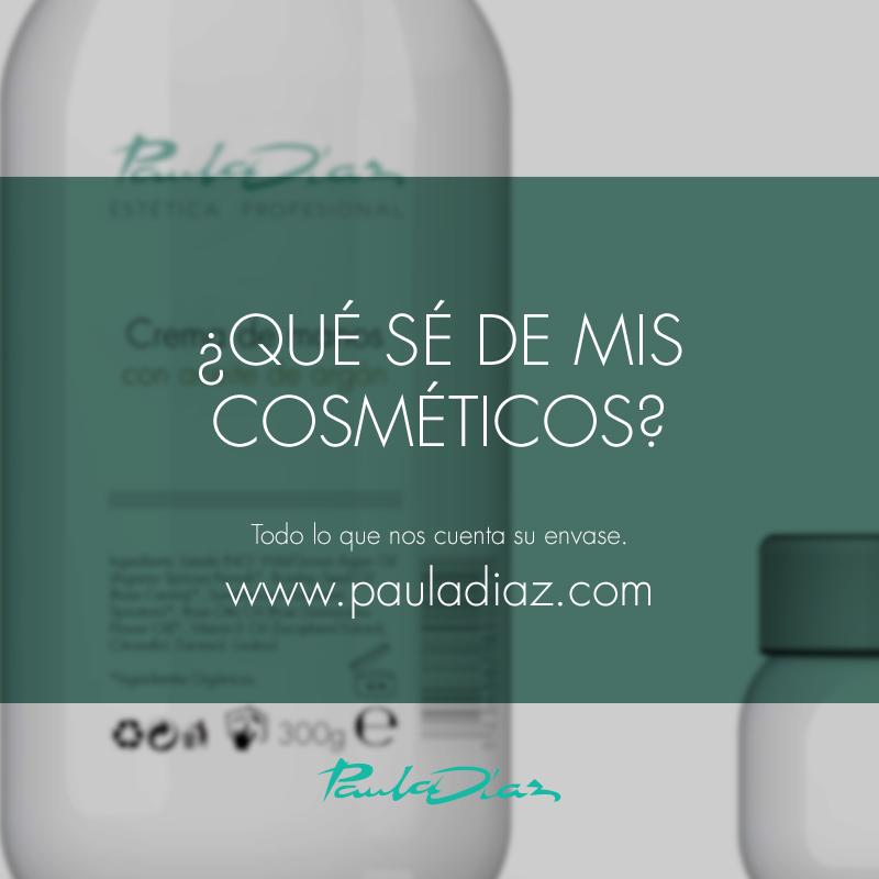 ¿Qué sé de mis cosméticos?