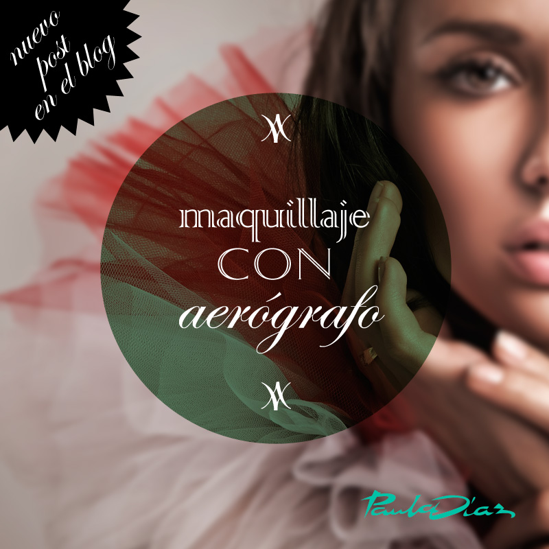 MAQUILLAJE-AEROGRAFO