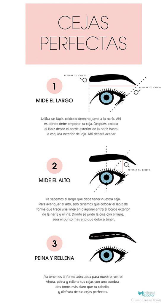 Las cejas, una moda muy necesaria.