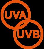Símbolos Protección UVA y UVB - Paula Díaz