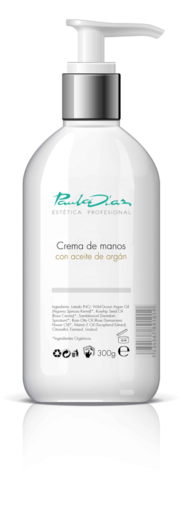 Crema de Manos - Paula Díaz
