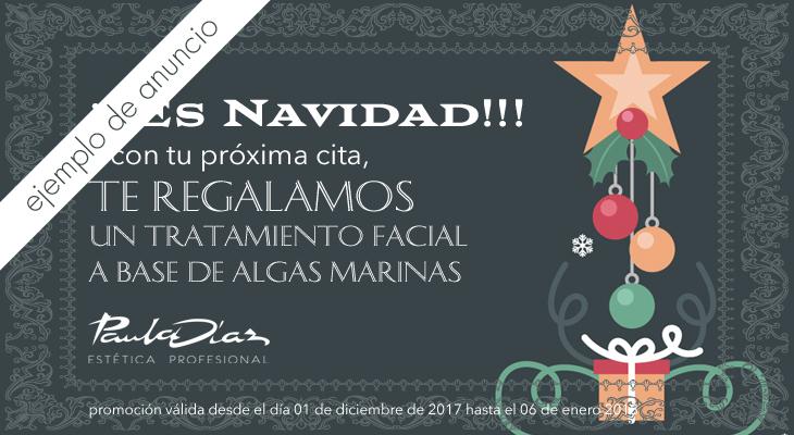 Ejemplo regalo nuevo cliente Paula Díaz