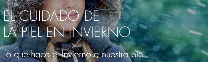 El cuidado de la piel en invierno. Paula Díaz