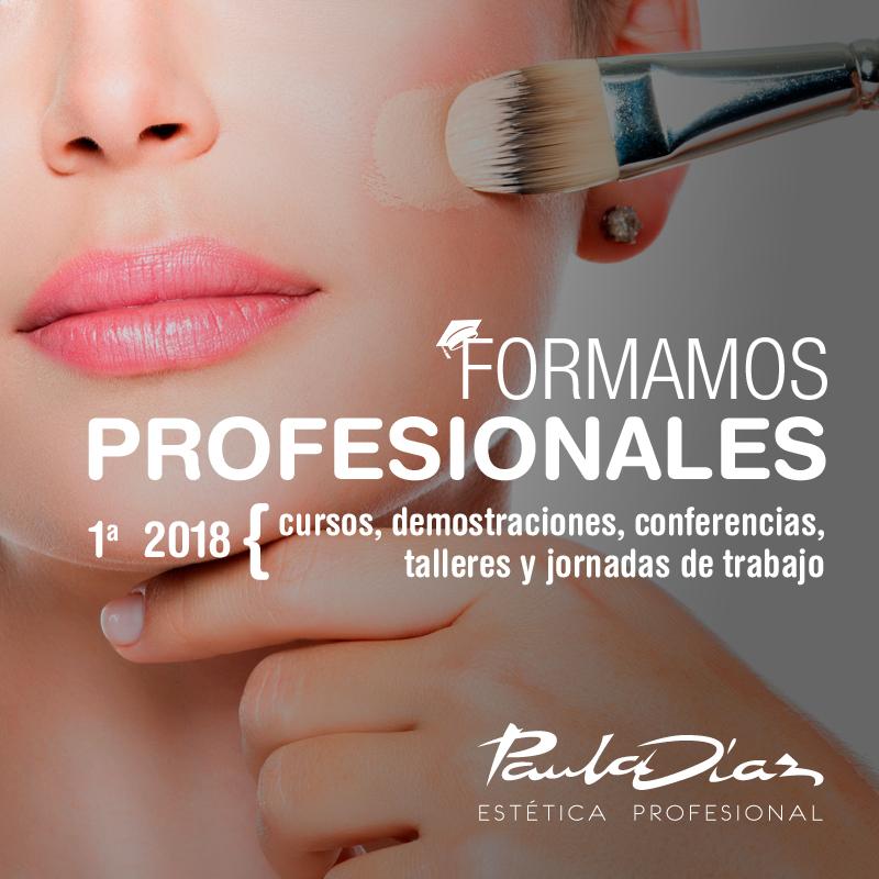 Formamos profesionales. Paula Díaz